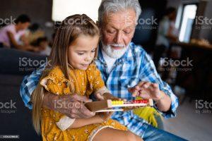 Helping Grandchildren