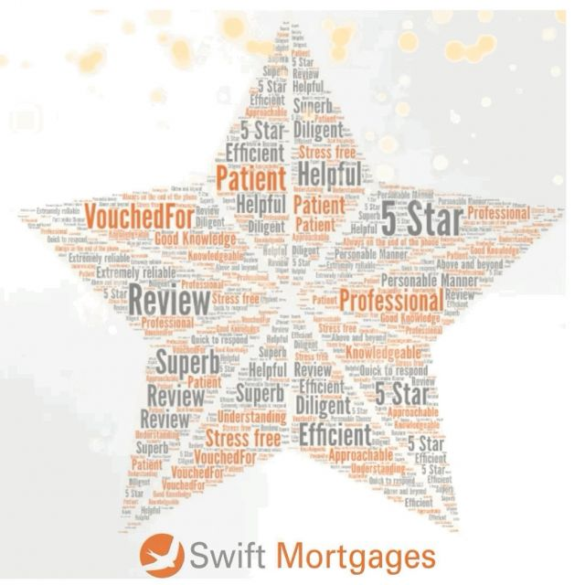 What do you look for in a #mortgageadvisor or #financialadvisor ?  Here are some of the words our #vouchedfor #client #reviews  have used 😍  Get in touch to check us out.   We always offer a complementary no-obligation review of your current circumstances.   Then, if we're able to help and you'd like us to, we'd be more than happy to #work with you!  #Swiftmortgages #swiftmortgagesandfinance #reviews #thankyou #testimonial #satisfaction #striveforexcellence #work #teamwork #mortgage #retirement #wealth #pension #investment #getintouch