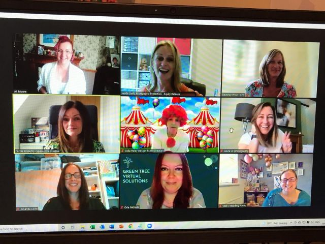 On-line business networking.   Another great meeting 😍  #Businessnetworking #ladieswholunch #networking #online #meeting #mortgages #financialadvice #swiftmortgagesandfinance #swiftmortgages #busywomennetworking #bwn